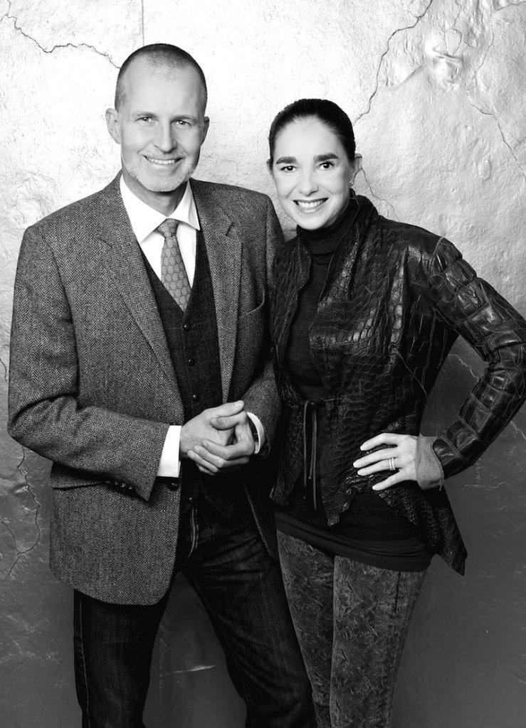 Juwelier Jens Bahr und Frau Manuela Bahr